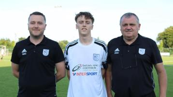Family affair for the McConnells as Letterkenny Rovers' two sides meet in summer cup