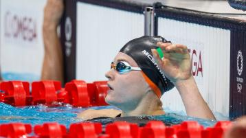 Olympic medal bid - what time is Mona McSharry's 100m breaststroke final at?