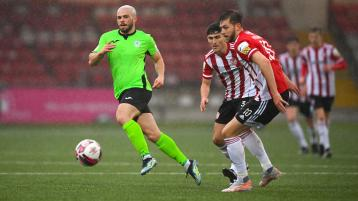 Derby date for Harps in FAI Cup