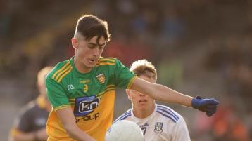 Brave Donegal U-17's come through against Monaghan in Ulster
