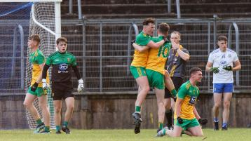 Barrett on Donegal U-17 win: 'I am just so happy that I can hardly even put it into words'