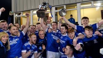 Regan: Naomh Conaill's league success kept 'players on their toes' ahead of belated championship final