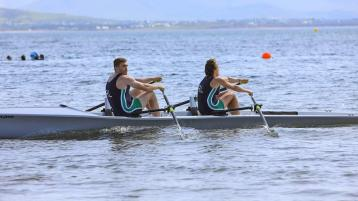 Another first for Irish Offshore Rowing and Donegal Bay Rowing Club