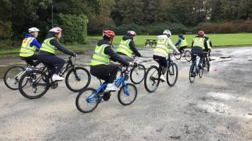 Donegal gets funding as it gears up National Bike Week