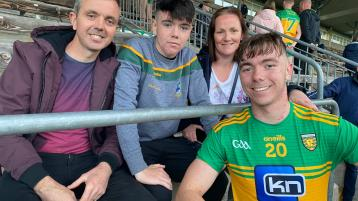 Callaghan provides ice cool impact as Donegal U-17's march onto Armagh