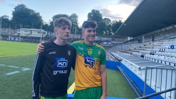 McColgan 'buzzing' as U-17's face into Armagh semi-final