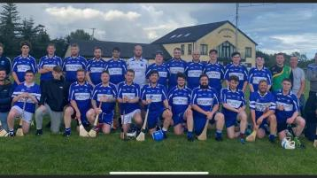 Gallant Four Masters just come up short in South Ulster Junior Hurling League final