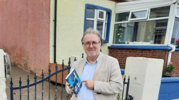 Author Eamonn Lynch