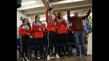PICTURE SLIDE SHOW: See the homecoming pictures as Abbey VS take Basketball Cup back to Donegal Town