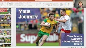 New York GAA Winter Webinar Series - A Conversation with Donegal's Eoghan Ban Gallagher
