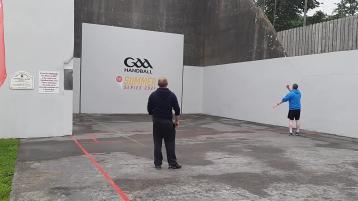 WATCH:  GAA Handball President launches Handball 'Summer Series 2021'  in Ballyshannon