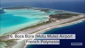 WATCH: Donegal Airport beats off stiff competition from Fiji, Tazmania and Dubai International Airport to won the title of being the most scenic airport in the world for the third time in a row