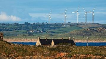 New windfarm project near Ballyshannon and Belleek proposed