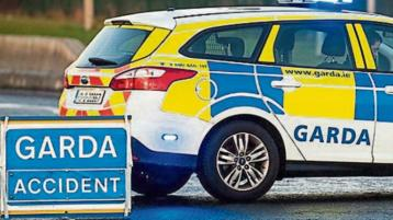 UPDATE: Man taken to hospital after collision between van and lorry