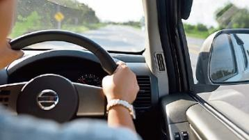 App to monitor young driver behaviour