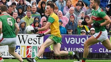 Donegal injury list will provide opportunities for others says Declan Bonner