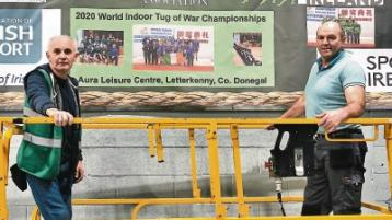Donegal and Cormac Gallagher gearing up to host World Indoor Championships