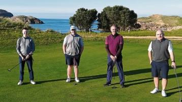 DONEGAL GOLF NEWS . . . All the news from Golf Clubs around Donegal
