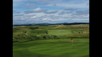 WATCH:  Golf pictures from Donegal clubs plus round-up of all results and news