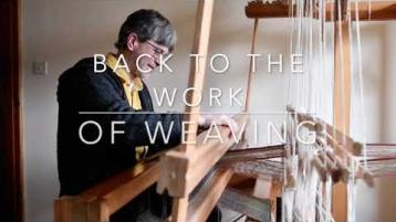 Beautiful video highlights strong tradition of weaving in Donegal