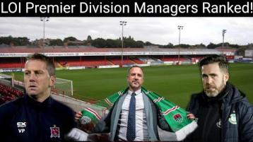 WATCH: Is Finn Harps boss Ollie Horgan the number 1 manager in the League of Ireland?