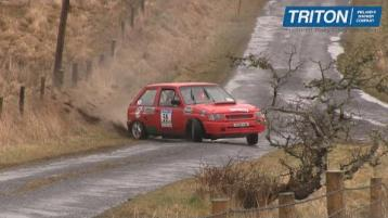 WATCH: See how a Donegal driver won a dramatic Mayo Stages Rally