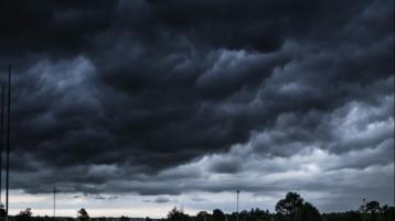 Thunder on the horizon for Donegal as Met Éireann issues weather warnings