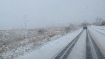 Snow and ice warning issued for Donegal
