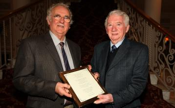 Donegal man's bravery in 1959 recognised when school pals meet up again for first time in 58 years