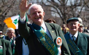 Donegal man to lead Philadelphia parade