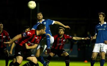 Blow for Finn Harps as Tommy McMonagle leaves club