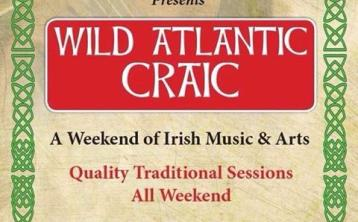 """""""Wild Atlantic Craic"""" returns to Dunfanaghy for June Bank Holiday weekend"""