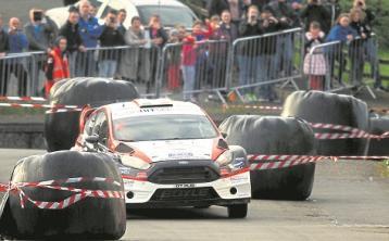 Boyles hold off Jennings challenge to win Cavan Rally
