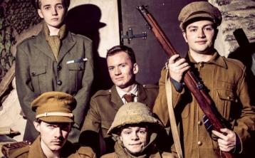 Blackadder goes forth to Donegal