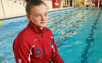 European glory for Mona McSharry as Marlins swimmer takes gold in 50m breaststroke