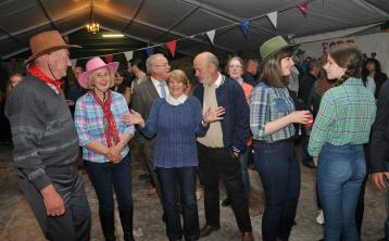 Big crowds expected this weekend at charity barn dance in east Donegal