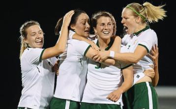 Ireland debuts