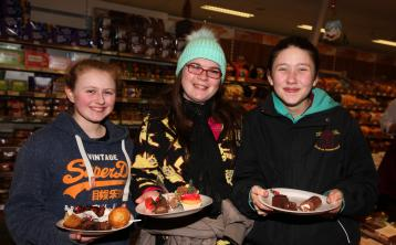 Festive delights at SuperValu Donegal town Christmas Food Night