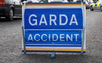One person hospitalised after west Donegal collision