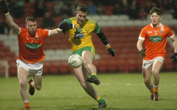 Donegal cruise into Dr. McKenna Cup final after easy victory over Armagh in Derry
