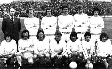 1974: Finn Harps win FAI Cup at Dalymount Park