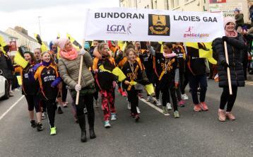 Photo gallery from Bundoran St Patrick's Day Parade