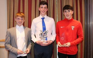 Donegal Youth League host end of season awards event