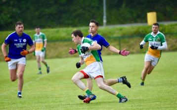 Late Marley goal snatches point for Glenswilly at home to Naomh Conaill