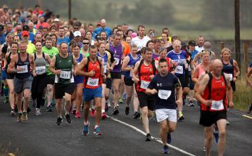 PICTURE SLIDESHOW: Donegal and Fermanagh winners of Magee 1866 sponsored Donegal Marathon