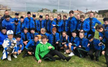 PIC SPECIAL: Donegal Community Band are Ulster Champions