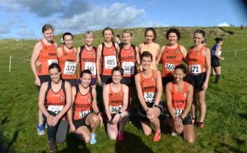 Double Gold for Rosses Men's and Ladies at 50thedition of Donegal Novice Championships