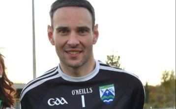 Listen- Gaoth Dobhair goalkeeper Christopher Sweeeney's reaction to winning his second Donegal Senior Championship medal