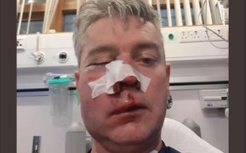Soccer referee assaulted and injured  in Westmeath is a Donegal native