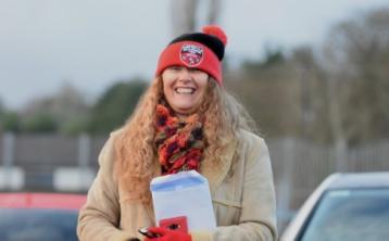 PHOTO GALLERY:  See Geraldine Diver's Photo Gallery as Red Hugh's reach All-Ireland semi-final